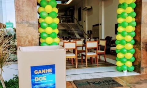 Loja de móveis promove liquidação solidária em Americana, S.Bárbara e Sumaré