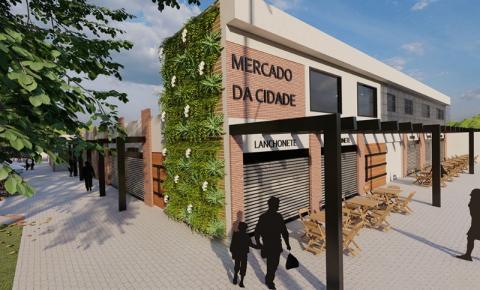 Santa Bárbara d'Oeste ganhará Mercadão Municipal na região central