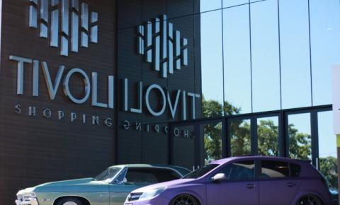 Tivoli Shopping terá encontro de carros neste domingo