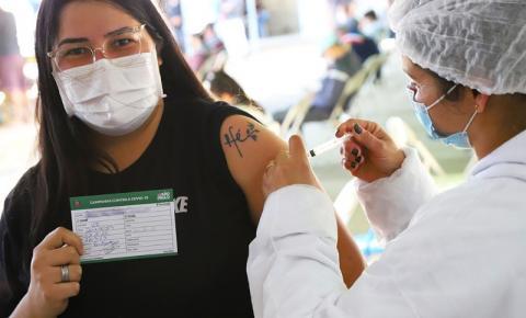 Vacinação contra Covid-19 acontece neste sábado na Casa de Maria