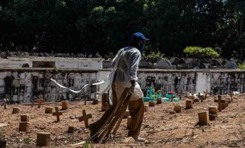 Prefeitura de S.Bárbara tem cinco vagas para coveiro com salário de R$ 1,2 mil