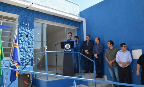 Prefeito Luiz Dalben inaugura Espaço Administrativo Orquídea III