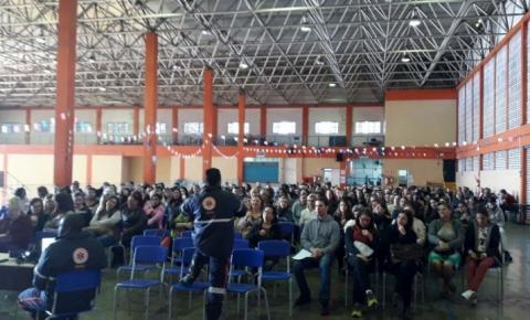 Mais de 500 profissionais da Rede Municipal de Educação de Sumaré recebem capacitação pelo Samuzinho