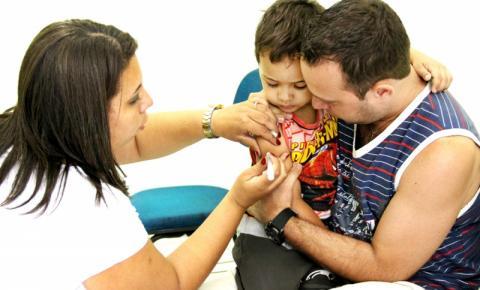 Campanha Nacional de Multivacinação começa na próxima segunda