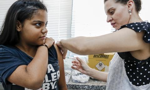 Dia D da Campanha Nacional de Multivacinação atualiza mais de 700 cadernetas