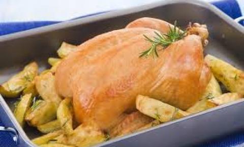 Confira deliciosas receitas com frango
