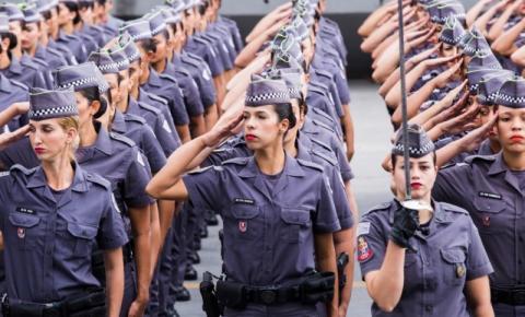 PM abre concurso para contratar 2,2 mil soldados no Estado