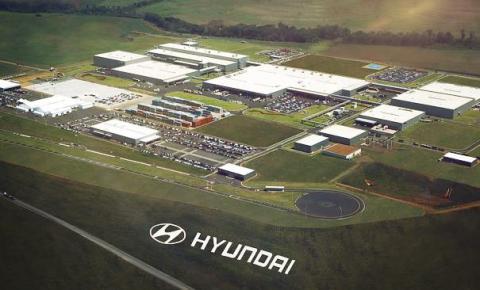 Hyundai contrata para cinco cargos em Piracicaba