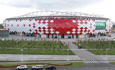 Com atrasos em obras, estádios da Copa do Mundo expõem 'guerra' na Rússia