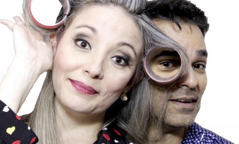 """Teatro """"Manoel Lyra"""" recebe comédia """"Ex Bom é Exumado"""" neste sábado"""
