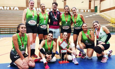 Fenerbahce e Bad Girls conquistam o bicampeonato do Torneio de Férias de Vôlei