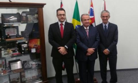 Prefeito Luiz Dalben formaliza convênio com Governo Estadual para implantação de FATEC