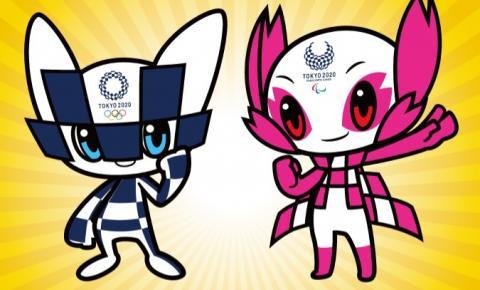 Jogos Olímpicos e Paralímpicos de Tóquio-2020 revelam as suas mascotes