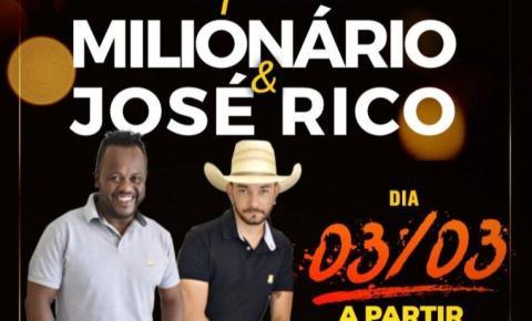 Show homenageia 3 anos sem Zé Rico