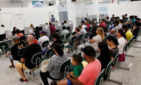 Casa do Trabalhador divulga 99 vagas de emprego em Santa Bárbara