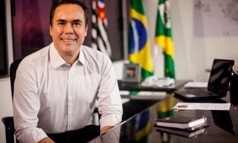 Denis Andia é o segundo prefeito brasileiro mais influente no Twitter