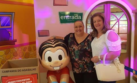 Fundo Social de Sumaré participa de lançamento da Campanha do Agasalho estadual