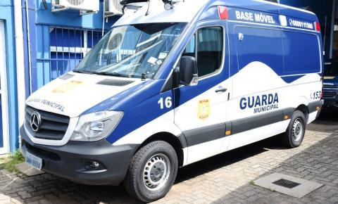 Hortolândia coloca para operar nova Base Móvel da Guarda Municipal