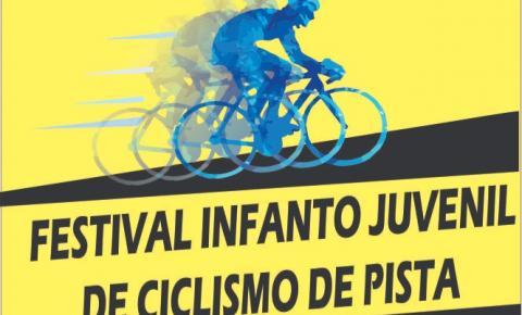 Festival Infantojuvenil de Ciclismo de Pista acontece neste sábado