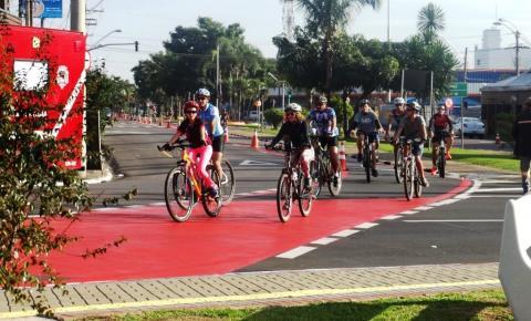 Ciclofaixa da Avenida Rebouças vai funcionar normalmente nesta sexta-feira e domingo