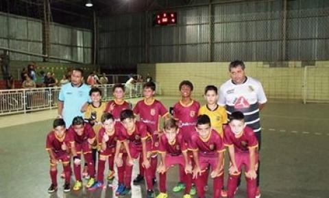 Os Gaviões/SEME goleia Amigos do Futsal em Mogi Guaçu