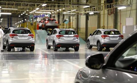 Honda anuncia mudança na estrutura de produção de automóveis no Brasil