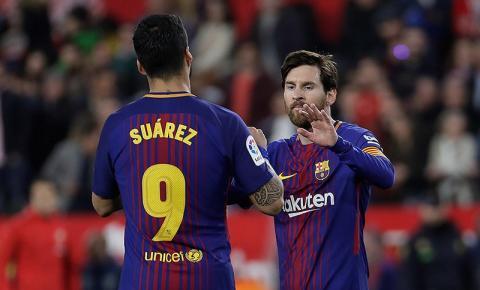 Barcelona e Liverpool goleiam e encaminham vaga para semi-final da Champions