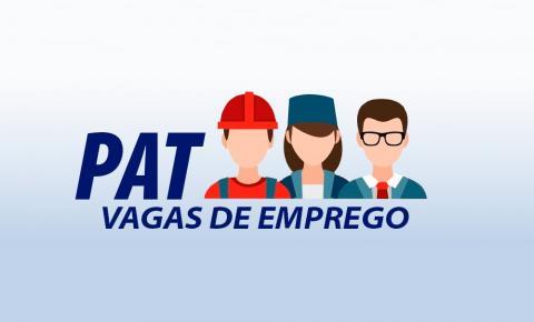 PAT Sumaré tem 14 vagas de emprego abertas