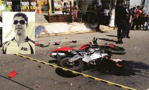 Motociclista americanense morre após colisão contra carro em Santa Bárbara