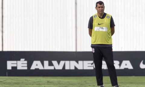 Após treinamento fechado, Corinthians confirma time para encarar o Palmeiras