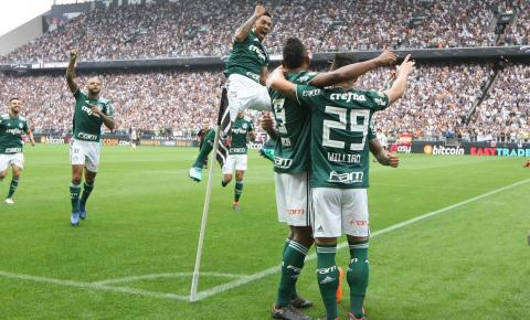 Palmeiras leva vantagem sobre Corinthians em decisões diretas de Paulistas; confira