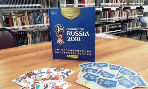 Biblioteca de Hortolândia será ponto de troca de figurinhas da Copa do Mundo