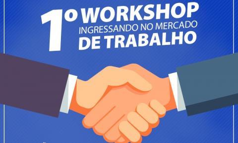 """PAT Sumaré promove """"1º Workshop - Ingressando no Mercado de Trabalho"""""""