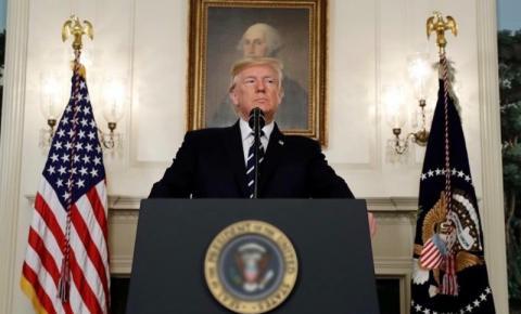 Trump anuncia ataque á Síria em parceria com Reino Unido e França