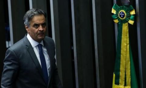 Turma do STF decide nesta terça-feira se aceita denúncia contra Aécio Neves