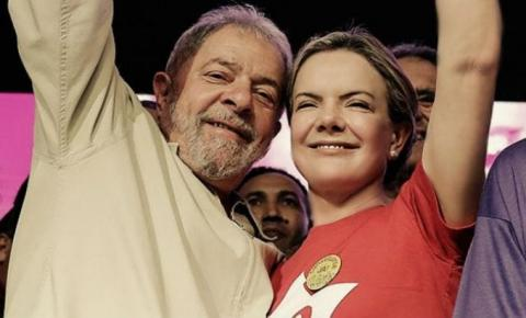 Em vídeo à rede Al Jazeera, senadora diz que Lula é um preso político no Brasil