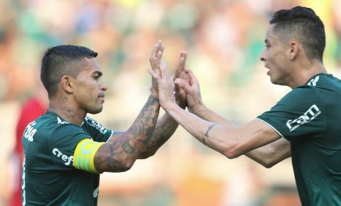 Palmeiras derrota o Internacional por 1 a 0 e ganha a primeira no Brasileirão