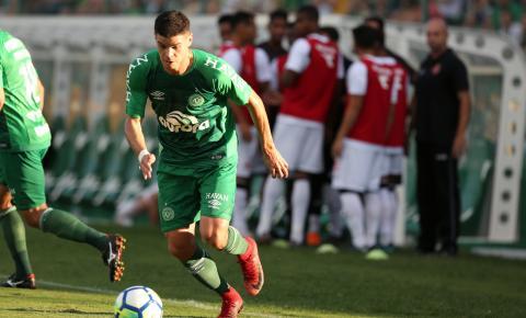 Em Santa Catarina, Chapecoense e Vasco ficam no empate por 1 a 1 pelo Brasileirão