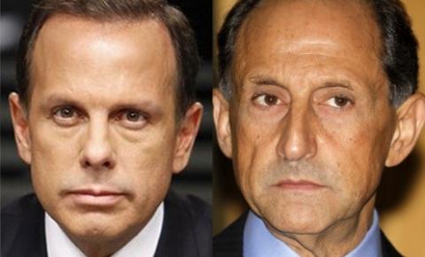 Doria e Skaf lideram disputa para governo de SP, diz pesquisa Ibope