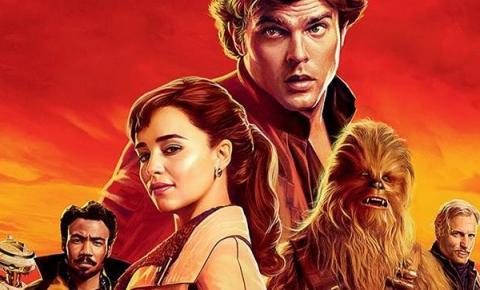 """Moviecom Tivoli Shopping terá sessão especial para estreia de """"Han Solo – Uma História Star Wars"""""""
