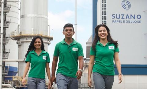 Suzano Papel e Celulose abre inscrições para o Programa de Estágio em Limeira