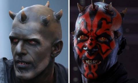 Satanás de novela da Record é comparado a vilão de 'Star Wars'