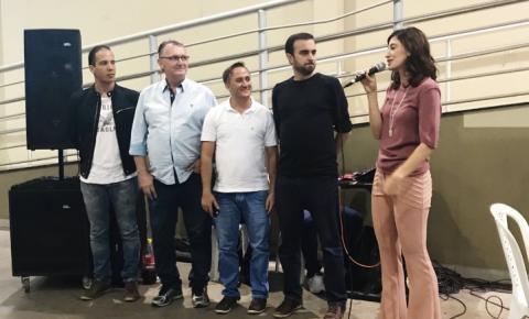 Maria Giovana comemora aniversário e anuncia pré candidatura a deputada federal