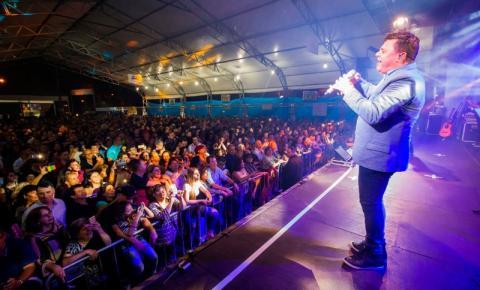 Quatro shows animam Festa de Santo Antônio no fim de semana em Americana