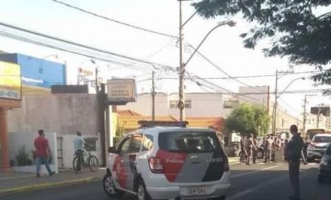 Agente penitenciário faz vários disparos e se mata na Av Campos Salles