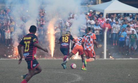 Confrontos das semi-finais do campeonato amador de Santa Bárbara são definidos