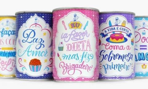 Leite Moça tem nova edição limitada de latas colecionáveis