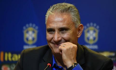 CBF renova contrato do técnico Tite até a Copa do Mundo de 2022