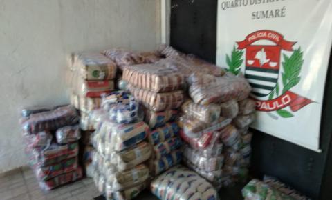 Guarda encontra mais 1700 kg de alimentos abandonados em Sumaré