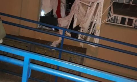 Explosão após vazamento de gás em Sumaré deixa dois feridos